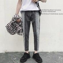 0f73d8c37fbf0 Men Light Blue Jeans Pants Werbeaktion-Shop für Werbeaktion Men ...