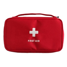 2017 Portable First Aid Emergency Medical Kit Survival Bag Empty Medicine Storage Bag Home Travel Outdoor Sport Camping Tool Hot