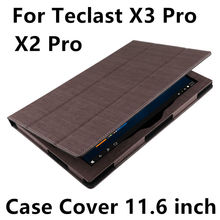 Case For Teclast X3 Pro Protective Smart cover Leather Protector Tablet PC For Teclast X2 Pro PU Sleeve 11.6 inch Cases Covers