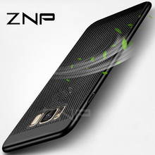 ZNP Heat Dissipation Case For Samsung Galaxy S8 Plus S6 S7 Edge Note 8 Cover Cases For Samsung Galaxy A7 A5 A3 2016 Phone shell