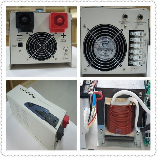 Factory Directly Sell 4000W 4KW Off Grid Inverter Pure Sine Wave Low Frequency Caravan RV Inverter 4000W