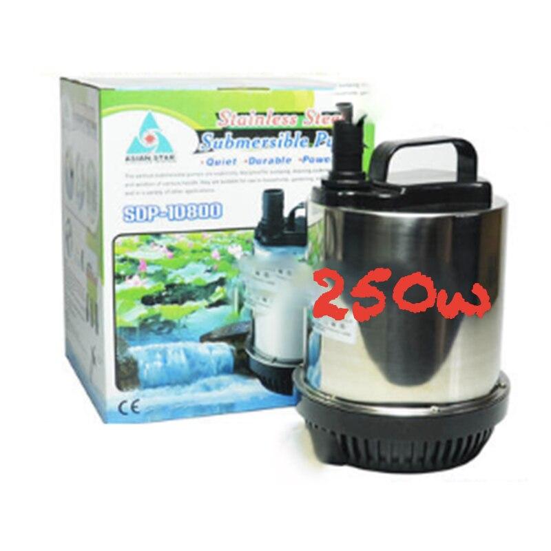 220v50hz 250w SDP-10800 8000L/H stainless steel submersible pump karcher sdp 5000