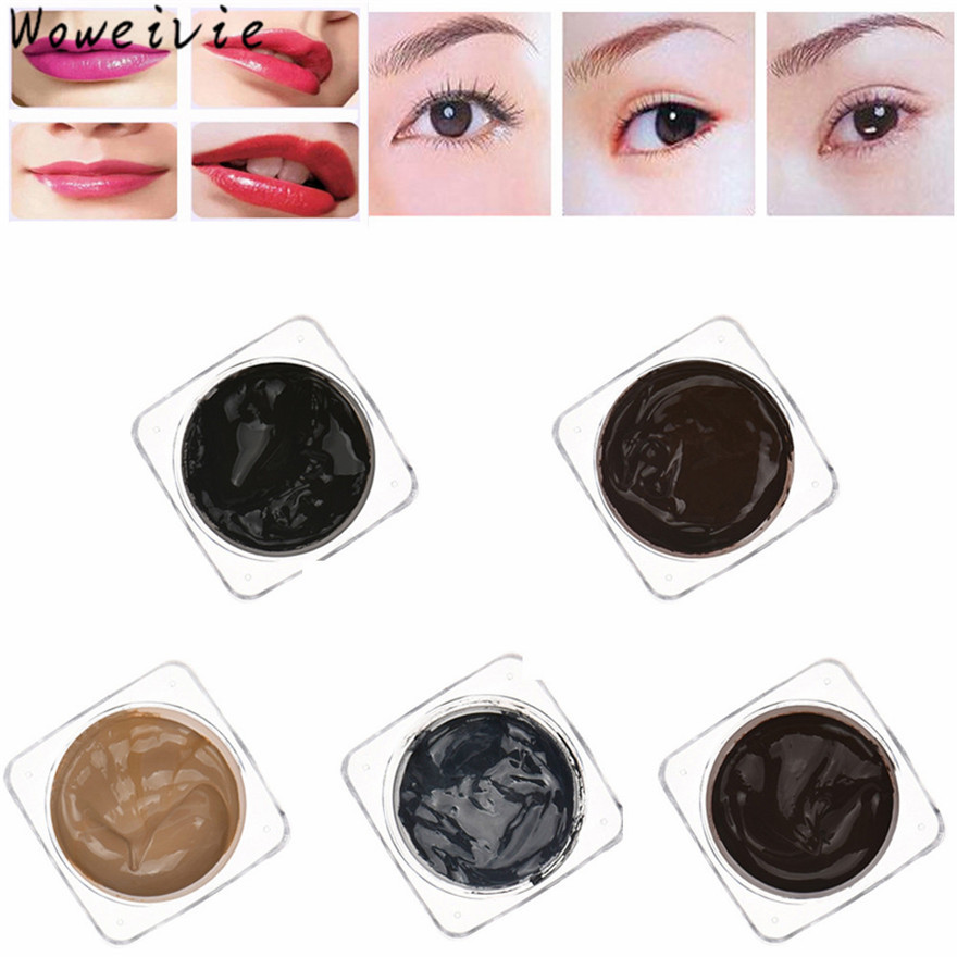 High Quality PCD Microblading Pigment Permanent Makeup Eyebrow and Lip Tattoo Ink Free Shipping 9