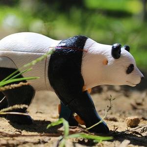 Jungen Transformation Robot Action-figur Kunststoff Modell Zoo Tiger Lion Panda Adler Elefant Kind Erwachsene Bildung Sammlung Spielzeug