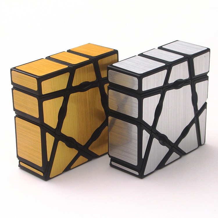 Spirited Yongjun 3x3x1 Cube 331 Speed Cube Puzzle Educational Toys For Children Golden Silver Mirror Cube Special Toys Gift Toys For Kid Toys & Hobbies