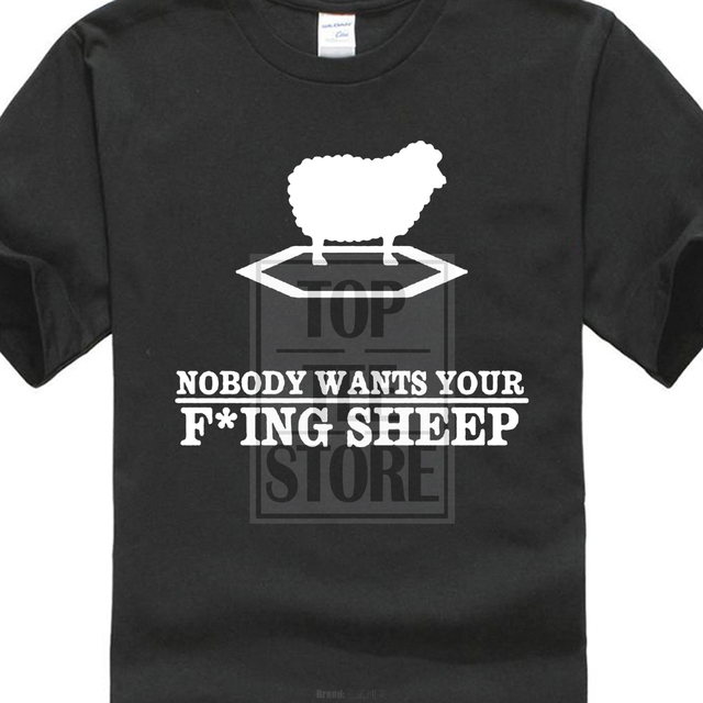 676992b6 Design Style New Fashion Sleeve Gildan Mens T Shirt Settlers Of Catan  Lonely Sheep (Men'S