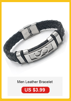 Hommes Acier inoxydable fibre de carbone Bracelet étudiants Amitié Chaîne Bangle