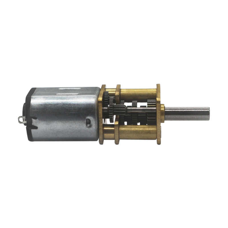 Reduction Ratio 1000 All Metal DC Micro Gear Motor 6V 15 RPM Low RPM For  Smart Equipment hobby diy Mini Geared Motor N20