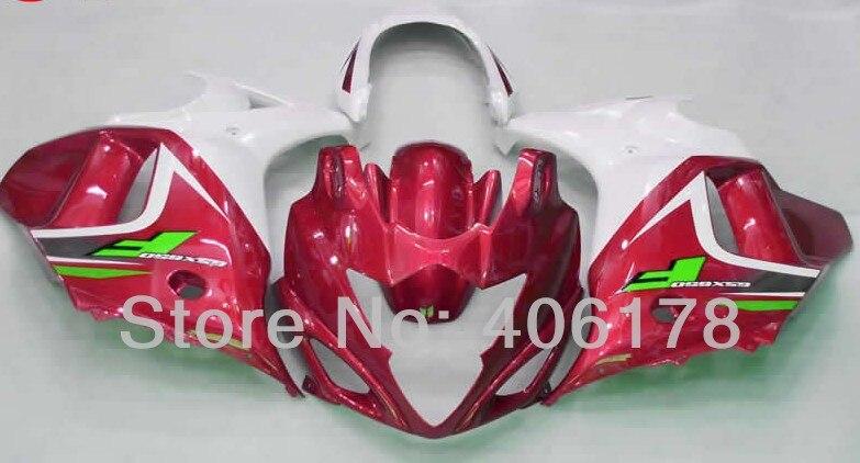 Лидер продаж, OEM GSX650F 08 09 10 11 12 13 тела комплект для Suzuki GSX 650F 2008 2009 2010 2011 2012 2013 красный мотоцикл Обтекатели
