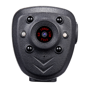 Image 2 - HD 1080PตำรวจLapelสวมใส่วิดีโอกล้องDVR IR NightไฟLEDที่มองเห็นได้CAM 4 ชั่วโมงdigital Mini DVเครื่องบันทึกเสียง 1