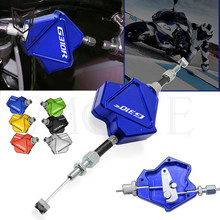 Motorcycle Accessories CNC Aluminum G310R Stunt Clutch Lever Easy Pull Cable System For BMW G310 G 310 R 2017-2018