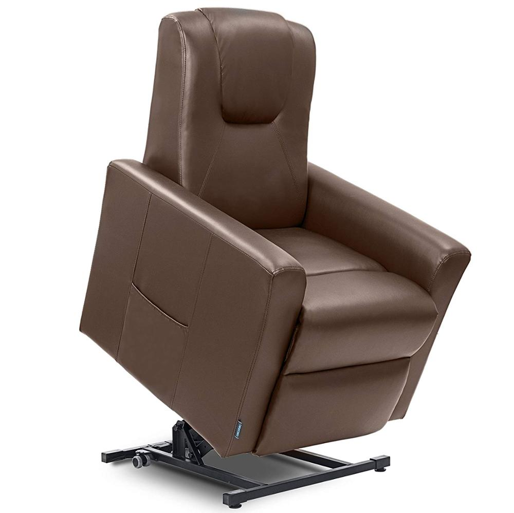 Cecotec Relax Armchair Massage Lifter Model Jakarta Chocolate Brown
