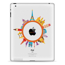 Tablet Decals Colorfull Sticker Post Mark Seal for iPhone iPad Mini 1/2/3/4 Air Pro 9.7 Inch