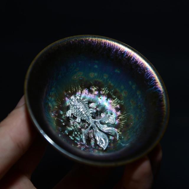 Goldfisch Tee