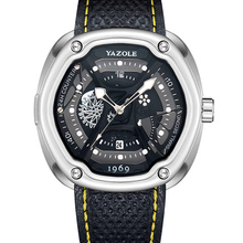 YAZOLE Top Brand Luxury Quartz Watch Fashion date Men Sports Watches Military Army Waterproof Male Wrist Watch relogio masculino цена