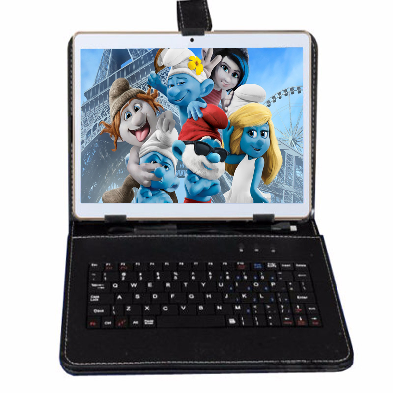 Inventive Freeship 2017 Ibopaida 9.7 Tablet Pc Android 6.0 Gps 4g Dual Sim Cell Phone 16g/32g Ips Quad Core Bluetooth Keyboard As Gift Computer & Office