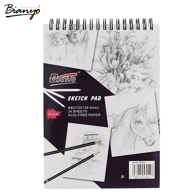 sketch diagram online 2000 saturn sl2 wiring shop bianyo art book a3 a4 a5 sketchbook artist paper for painting office supplies notebook diary drawing cute stationery aliexpress