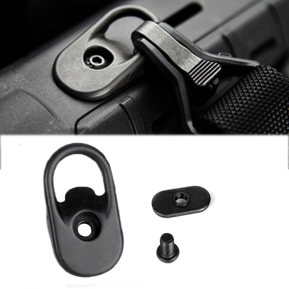 WIPSON Handguard MOE Sling Attachment Adapter MSA Punt Riem MS2 MS3 Sling Swivel Staal Mount andguard