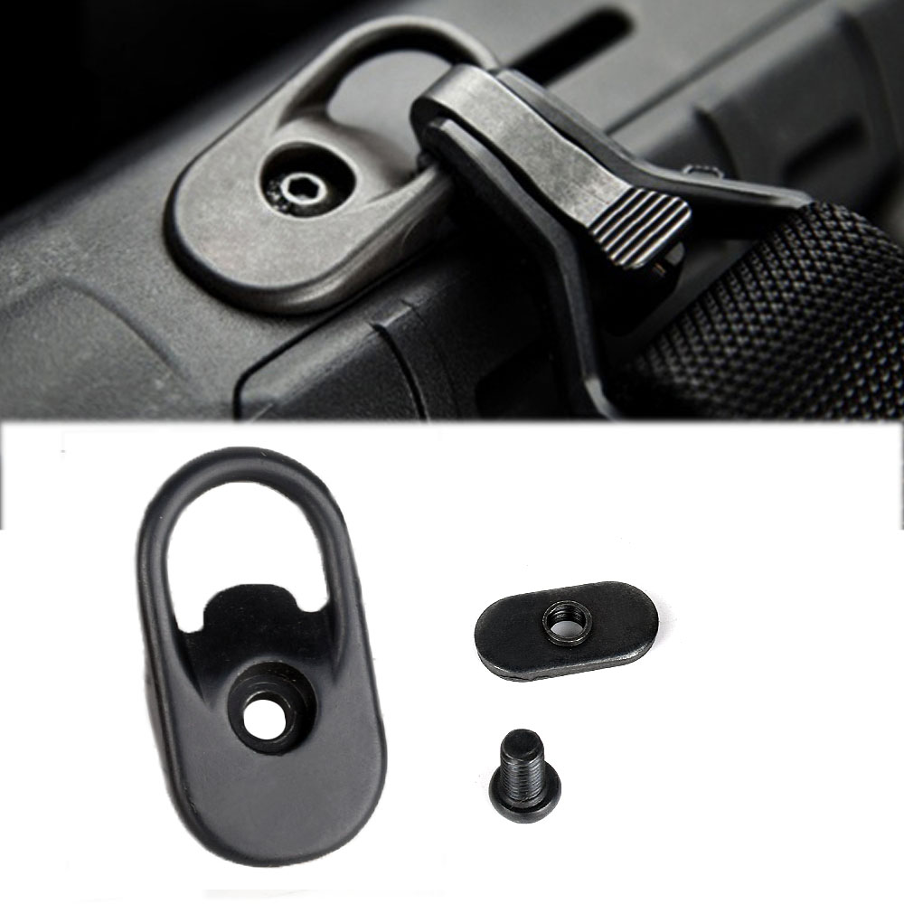 WIPSON Handguard MOE Sling Attachment Adapter MSA Point Strap MS2 MS3 Sling Swivel Steel Mount Andguard