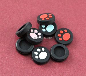 Image 4 - OCGAME Protective Silicone 3D Joystick Buttons For PSV 1000 2000 Grip Analog Cap Cover For PS Vita PSV1000/2000 PSVITA 100pcs