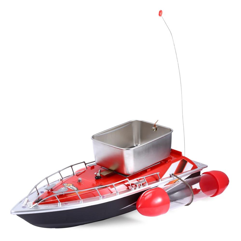 Mini RC inalámbrica pesca señuelo cebo 200 m Control remoto para encontrar los pescados