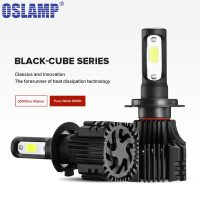80w Pair Cree H4 Hi Lo Beam LED Headlight 6000k 12V 24V Auto LED Light Bulb