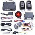 Hopping código 433.92 MHZ sistema de alarme de carro PKE com pressione o botão start/stop função, liberação do tronco remoto e saída da janela de poder