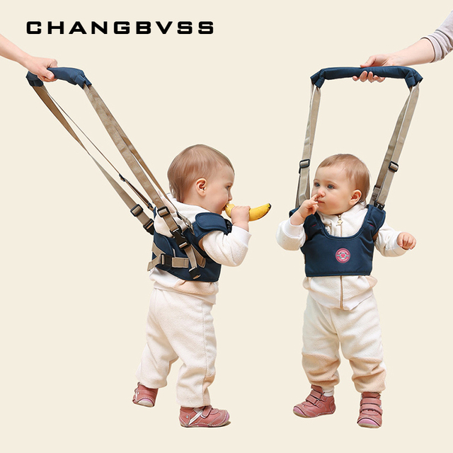 Cheap New Baby Walker Assistant Toddler Leash Backpack For Kids Walking Baby Belt Child Safety Harness Leash Free Shipping