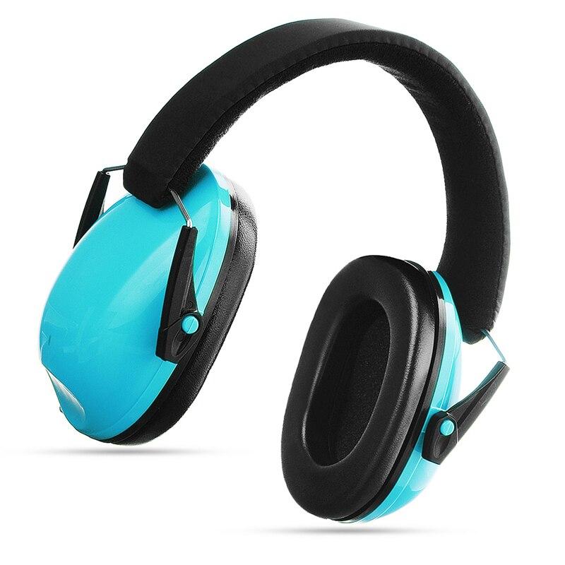 Safurance 1 предмет Черный, розовый цвет дети наушники защиты органов слуха Шум снижение детей защитники уха безопасности наушники
