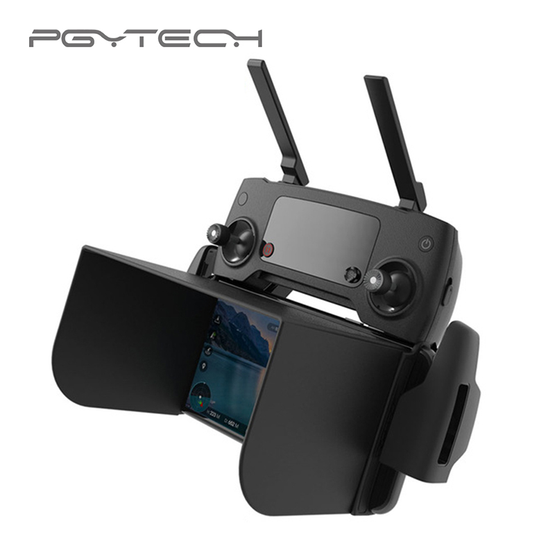 PGYTECH Phone Monitor Hood Cover Sun Shade for DJI Mavic 2 Pro Mavic 2 Zoom / Air Phantom 4 Pro Spark OSMO Mobile 2 Accessories pgytech p gm 109 mobile phone sunshade