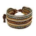 Hipanema bracelets woman hand braid beads  Brazilian Bracelet pulseira Beach Ipanema Bracciali bohemian bijoux femme wristband