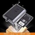 Nuevo 1 unids interna unidad de disco duro HDD caso caja Shell para Xbox 360 Slim venta al por mayor