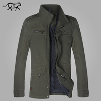 New Brand Winter Jacket Men Fashion Men S Coats And Jackets Casual Cotton Outerwear For Man