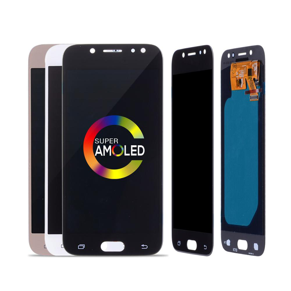 Écran AMOLED Samsung Galaxy j5 2017 J530 LCD écran tactile remplacement pour Samsung j5 2017 affichage J5 Pro 2017 J530F