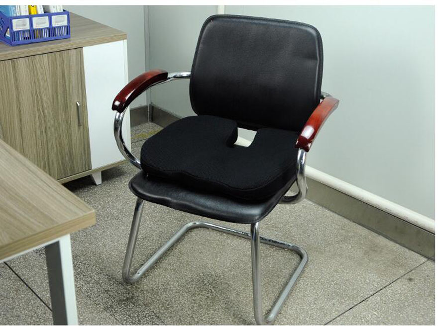 HTB1K3.dXmrDK1JjSZFLq6zk4FXaG High quality Memory Foam Non-slip Cushion Pad Inventories,Adjustable Car Seat Cushions,Adult Car Seat Booster Cushions