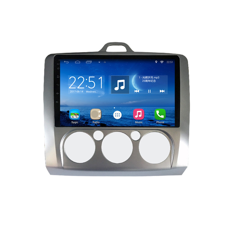 ChoGath 9 1 6GHz Quad Core 1GB Android 6 1 Car Radio GPS Navigation Player for