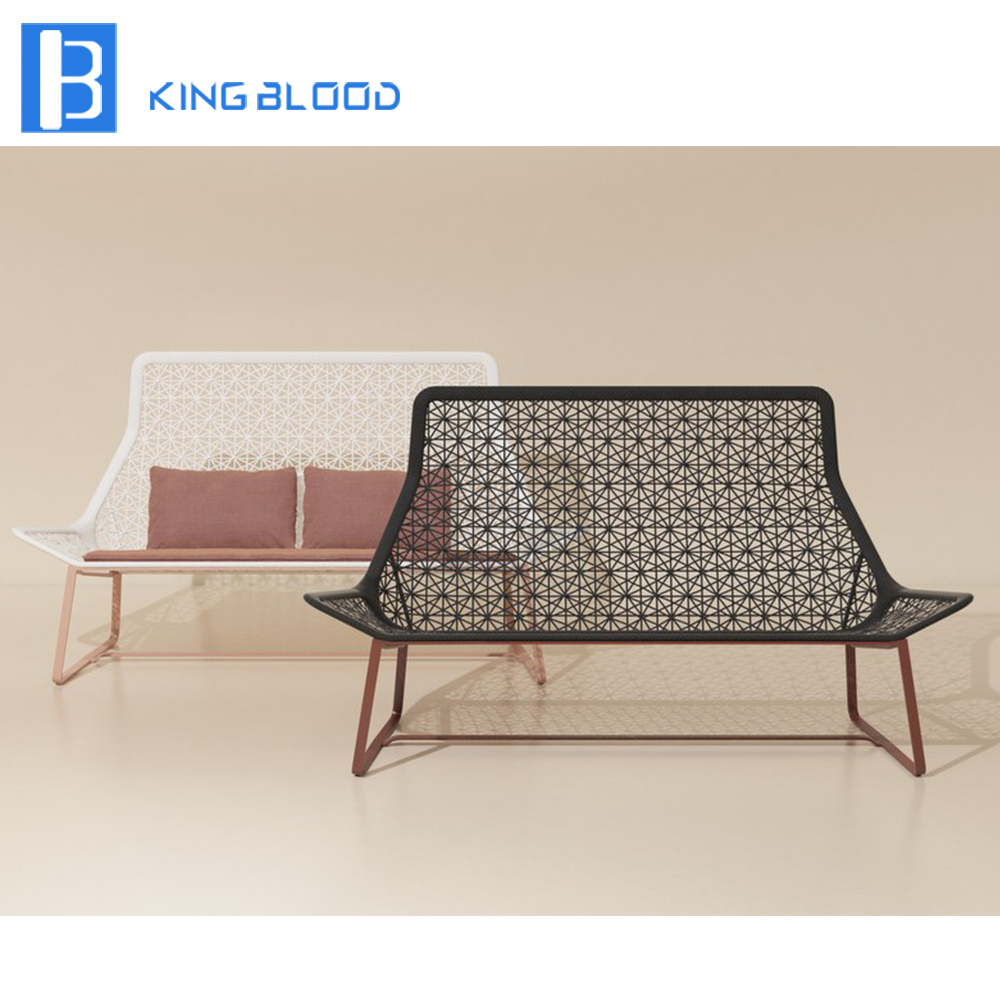 2d75aaa54b8c Aliexpress.com : Buy New style weaving garden sofa outdoor furniture rope  sofa chair from Reliable Garden Sofas suppliers on kingbloodsofa Store