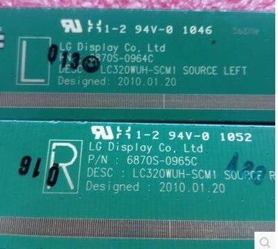 6870S-0964C 6870S-0965C LCD Panel PCB Part  A Pair 6870s 0535a 6870s 0534a lcd panel pcb part a pair