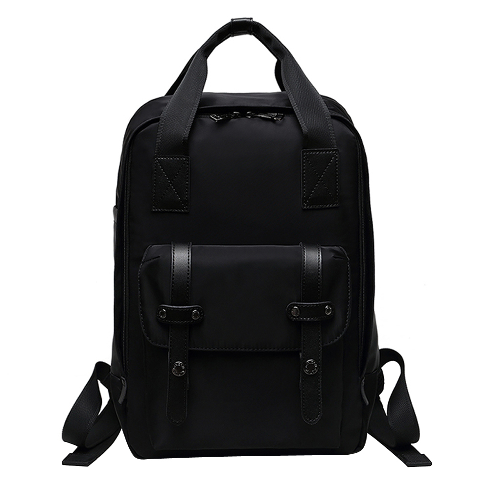 Buy Hot Selling Male Backpack Fashion Student Shoulder Bag High Quality Oxford Teenagers Travel Backpacks Large Capacity Laptop Bag