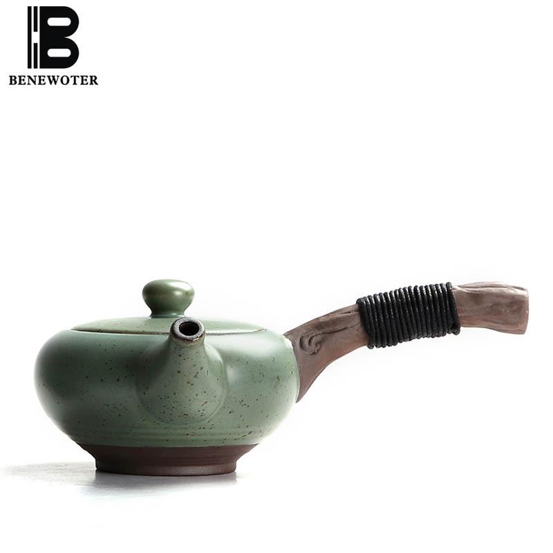 240ml Handmade vintage stil japonez ceramice coajă ceramică Side - Bucătărie, sală de mese și bar