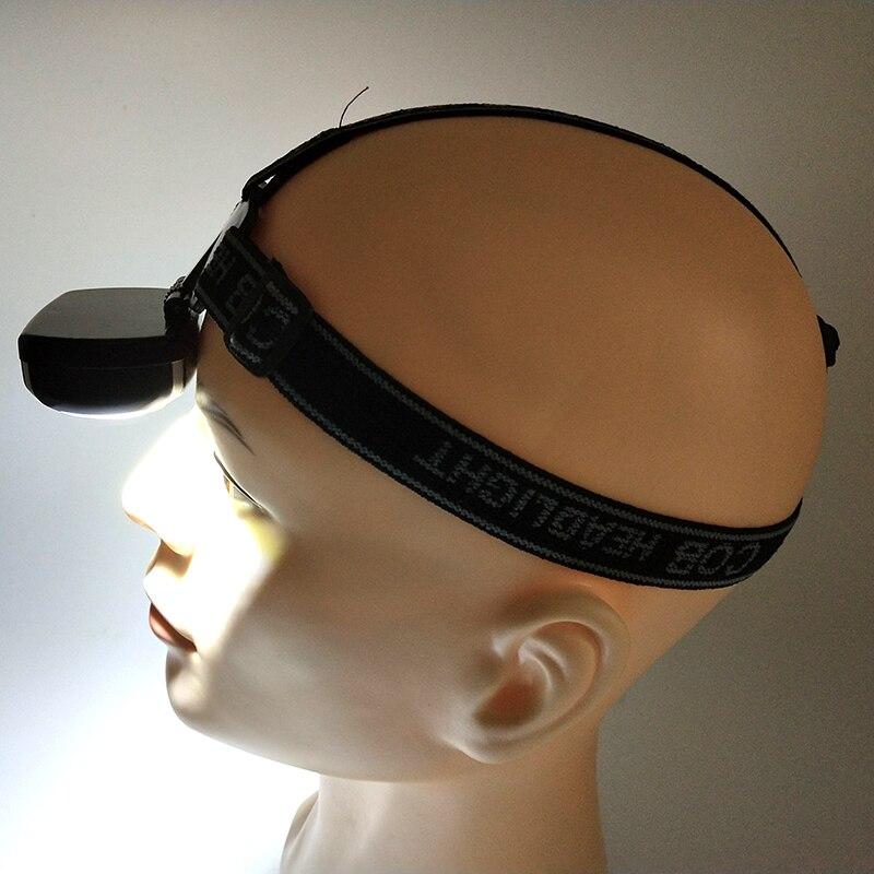 Litwod Z20 Mini 3 Modi Scheinwerfer Täglichen Leben Wasserdicht COB LED COB Scheinwerfer Camping scheinwerfer Beleuchtung Kopf Lampe durch AAA batterie