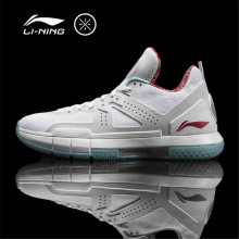 Li-Ning 2017 Men's Way of Wade 5 'CITY FLAG' CHICAGO Basketball Shoes Cushion Bounse+ Sneakers Support Sports Shoes ABAM057