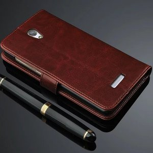 High Quality Flip Leather Case