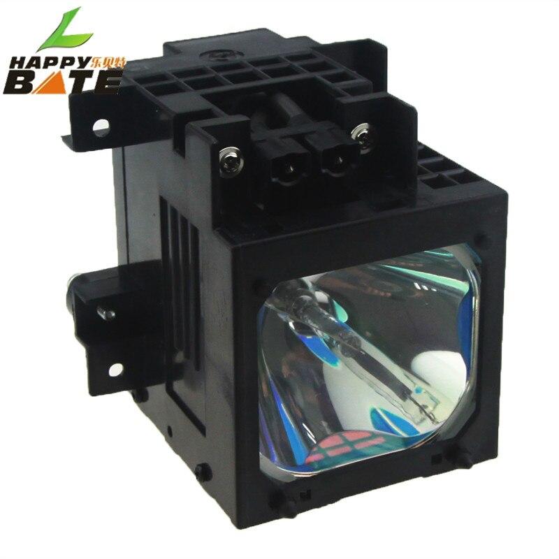 XL-2100 /A1606034B /XL-2100E Compatible Lamp for KF-42WE610 KF-42WE62 KF-50SX300 KF-50WE610 KF-50WE620 With Housing happybate