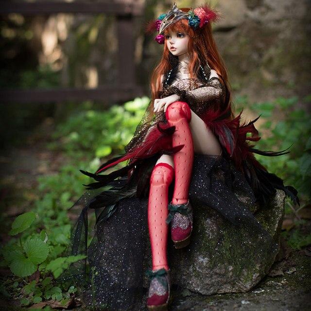 OUENEIFS Ria FairyLine60 Fairyland 1/3 bjd sd dolls model 2