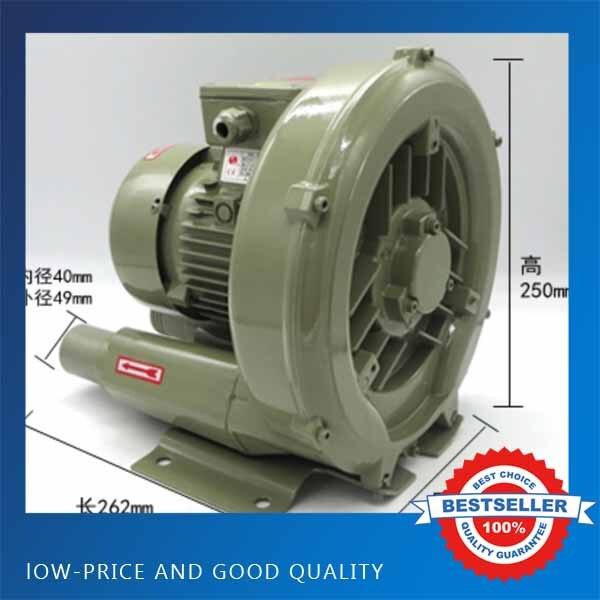 45M3/H souffleur d'air sous vide électrique en fonte d'aluminium Vortex souffleur d'air HG-300