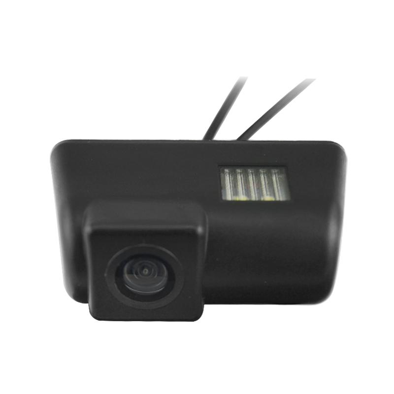 Prix pour CCD Vue Arrière De Voiture Caméra Avec LED Lumière Pour Ford Transit Connect Van # FD-4102