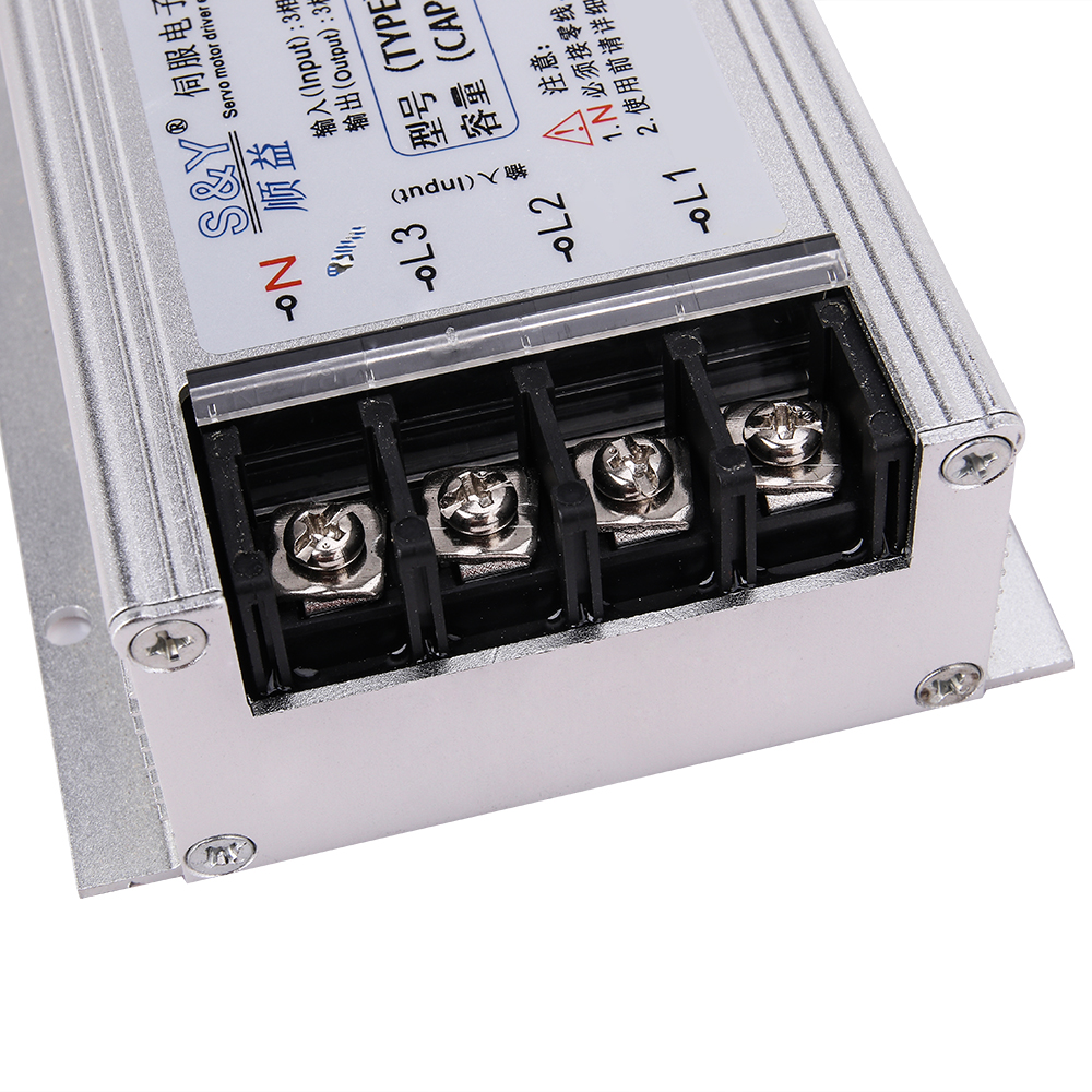 Image 3 - Servo Motor Driver Electronic transformer 4500W for servo motor driver AC 380V to AC 220V-in Motor Driver from Home Improvement