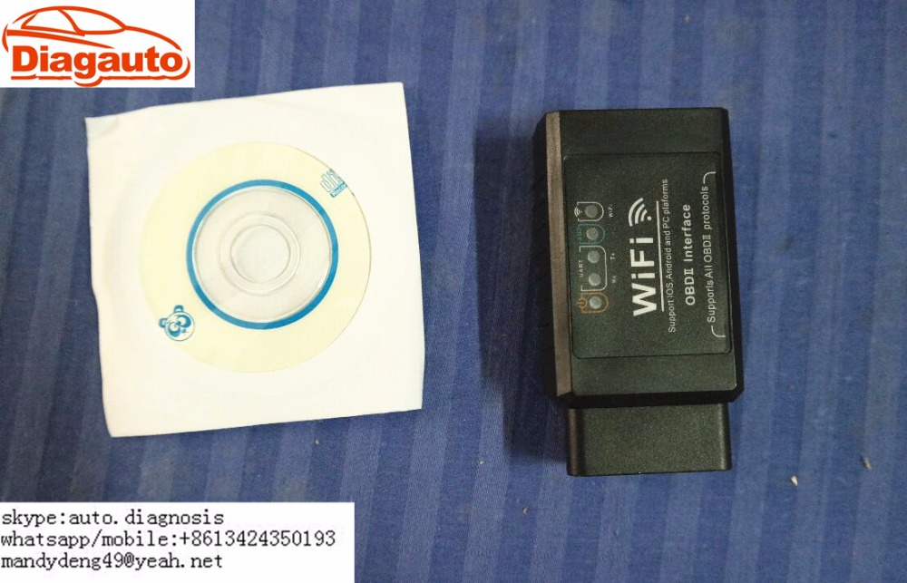 US $17 55  ELM327 WIFI OBD2 EOBD Scan Tool Support Android and iPhone/iPad  Software V2 1-in Code Readers & Scan Tools from Automobiles & Motorcycles