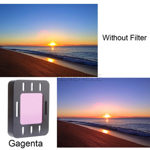 Image 2 - Action Camera Filter For Sony HDR AS50 AS300 AS300R Polarizing UV ND Filters For Sony MPK UWH1 Waterproof Diving Housing Case